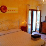 b&b La Casa sul Colle Sestri Levante - camera Giallo Sole