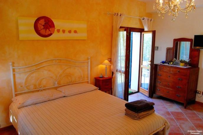 b&b La Casa sul Colle Sestri Levante - camera Giallo Sole